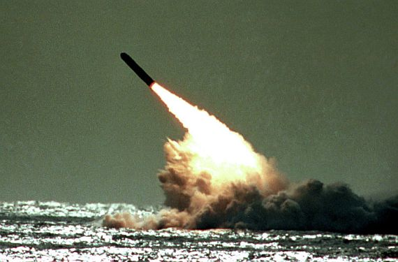 Lockheed Martin nets $95.4 million for Trident II D5 submarine-launched nuclear missile production