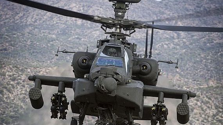 Boeing wins $3.3 billion order for new and rebuilt Apache attack helicopters for Saudi Arabia