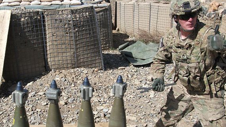 Orbital ATK to build add-on kits to convert artillery shells into GPS-guided smart munitions