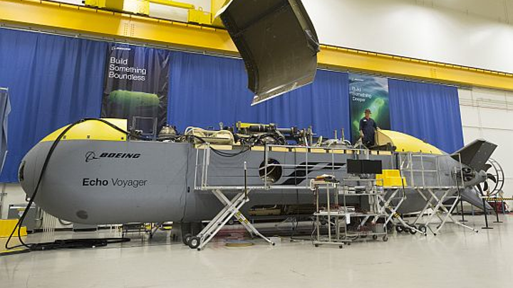 Military research projects may be coming together to put large long-endurance UUVs in sight