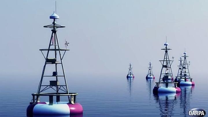 Oceaneering eyes optical fiber-and-buoy emergency military communications backup