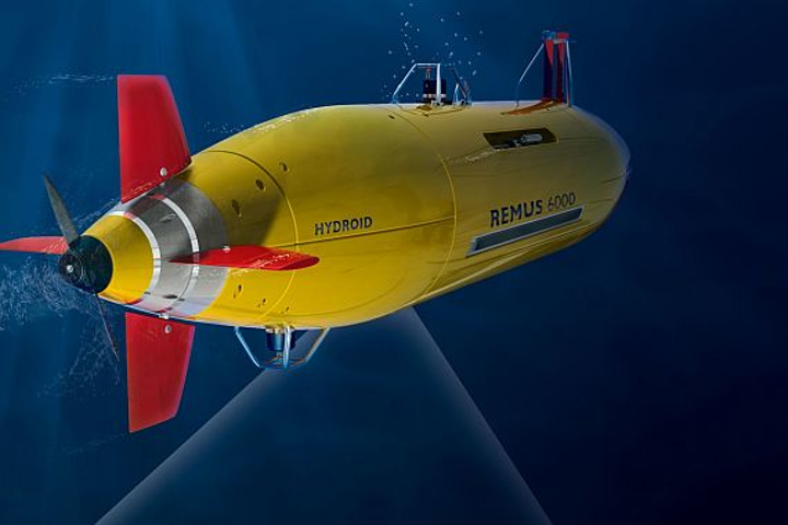 DARPA asks industry for large unmanned undersea vehicle advanced payload delivery system