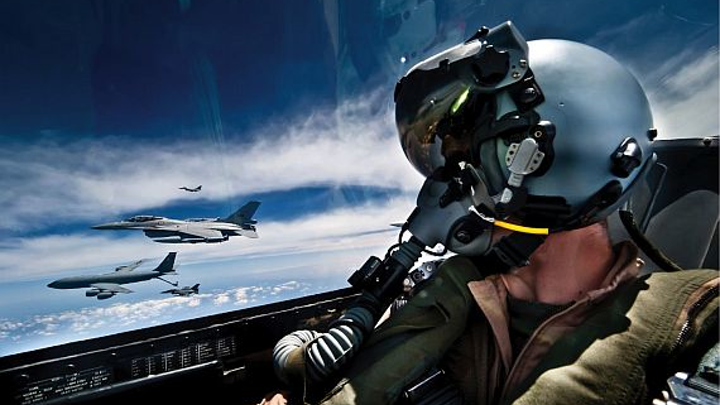 Rockwell Collins to upgrade and maintain night vision helmet-mounted displays for combat aircraft