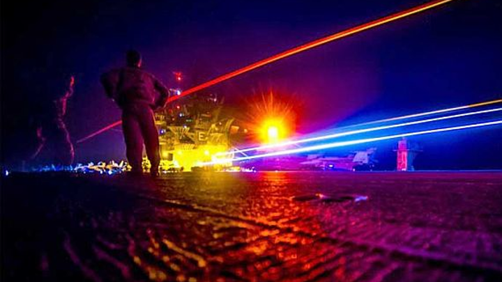 UES to research advanced materials to help protect Air Force sensors and weapons from lasers