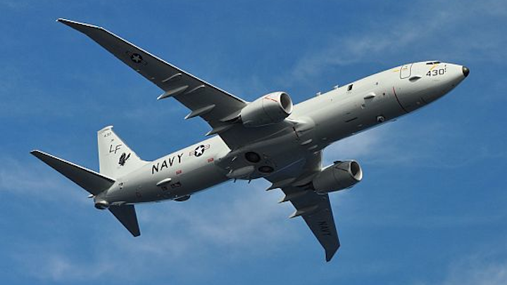 Boeing to build 17 more P-8A surveillance, maritime patrol, and ASW aircraft in $2.2 billion order