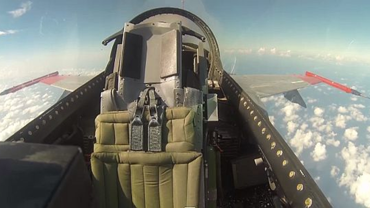 Boeing to convert 18 retired F-16 jet fighters into unmanned target drones for advanced pilot training