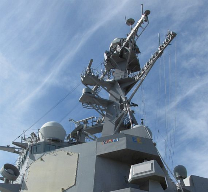 Navy orders additional SEWIP Block 2 shipboard electronic warfare (EW) systems from Lockheed Martin