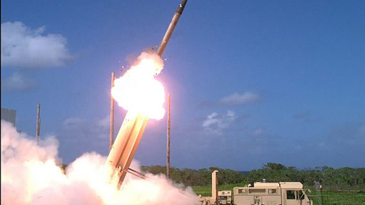 Lockheed Martin to build between 18 and 40 new THAAD missile defense rocket interceptors