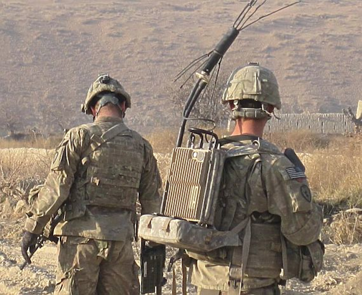 Navy orders electronic warfare (EW) jammers to foil detonation of improvised explosive devices (IEDs)