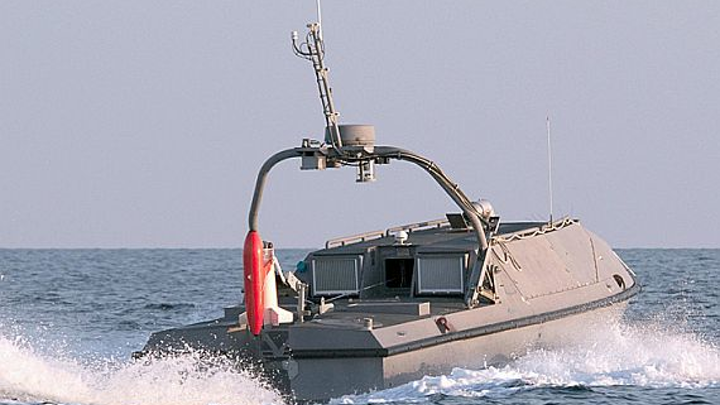 Navy orders additional unmanned boats from Textron to provide LCS minesweeping capability