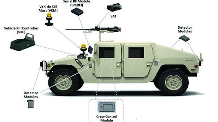 Lockheed Martin to build advanced laser simulation for today's combat vehicle in $288 million deal