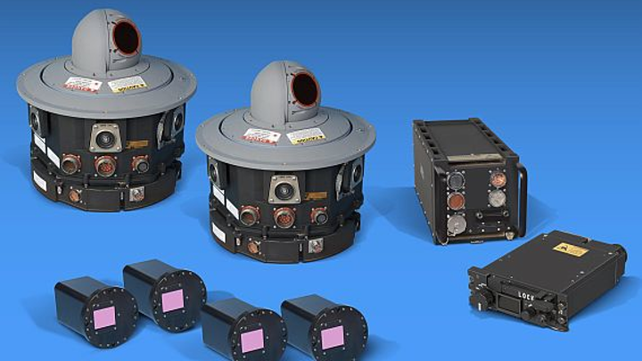 Northrop Grumman to provide equipment for aircraft laser-based electro-optical missile defense