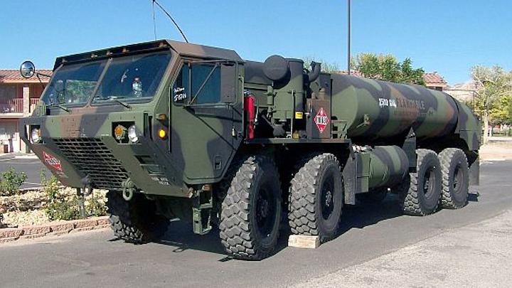 Oshkosh to rebuild 454 battlefield trucks and vetronics to like-new in $259.6 million land vehicle orders