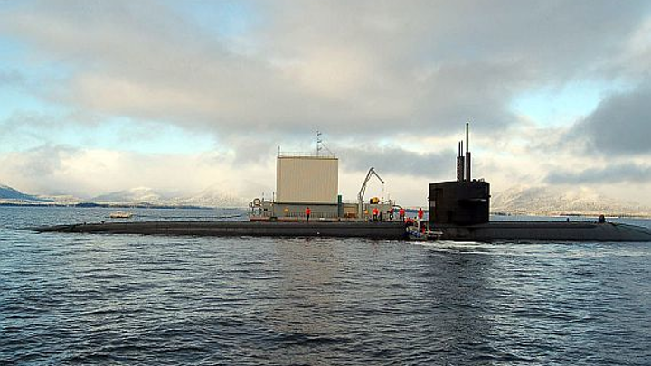 Leidos test and measurement experts help quiet Navy submarines against enemy sonar detection