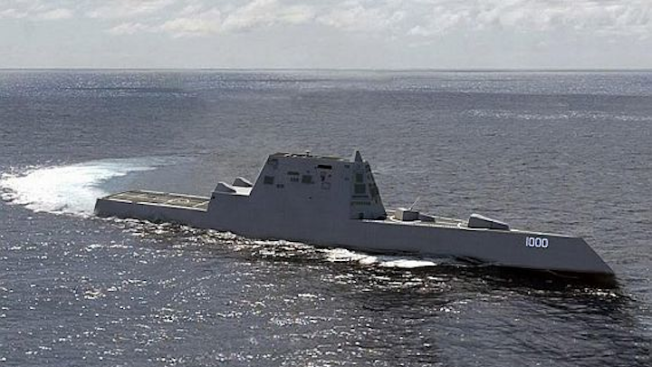 Navy pours millions of dollars more into Zumwalt surface warships; is this really a good idea?