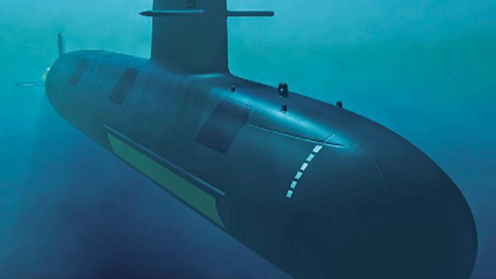 1704mae News Submarine