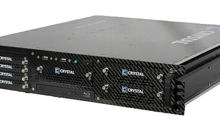 Crystal Group to repair shipboard electronics rugged servers used on Navy CANES program