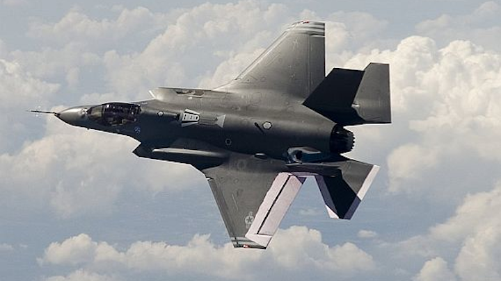 Lockheed Martin tools-up to build 240 more F-35 fighter-bomber jet aircraft in $1.4 billion deal