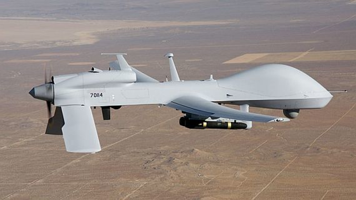 Army orders 20 MQ-1C Gray Eagle attack and reconnaissance UAVs and control stations