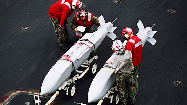 Raytheon ready to flight-test an extended-range powered and data-linked JSOW to attack moving ships