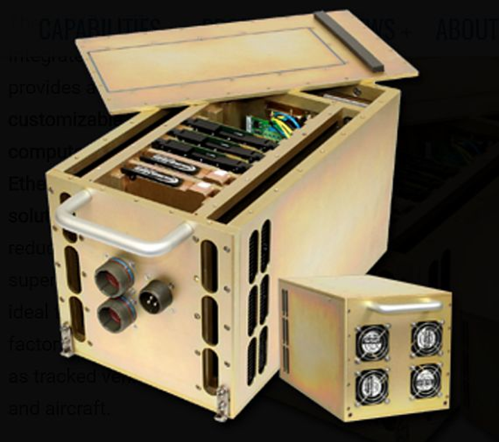 Navy chooses rugged VPX embedded computing system from LCR for counter terrorist technology experiments