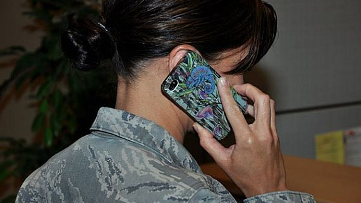 DARPA eyes cell phones as continuous health monitor to determine warfighter readiness for duty