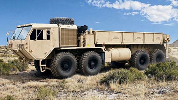 Army continues effort to revitalize heavy battlefield trucks fleet with new orders to Oshkosh