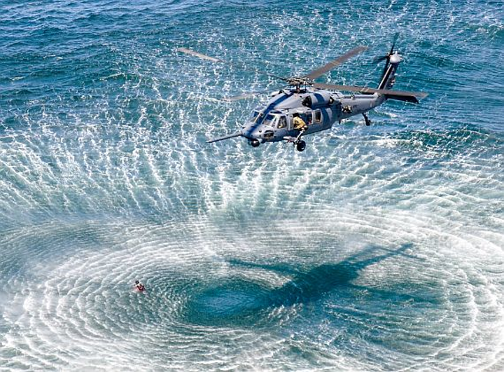 Rockwell Collins to mitigate interference from ocean wave action in Navy AN/ARC-210 airborne radio