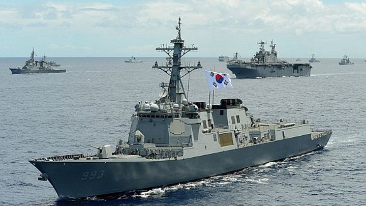 Japan and South Korea navies to boost ballistic missile defense with new missile fire-control gear