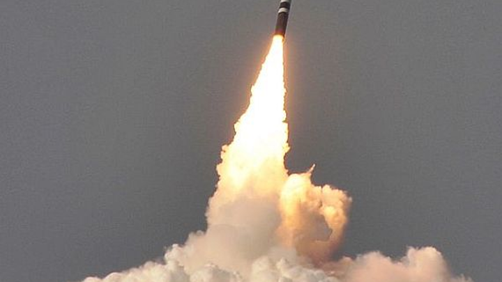 Navy asks Lockheed Martin to build more Trident II D5 submarine-launched nuclear missiles