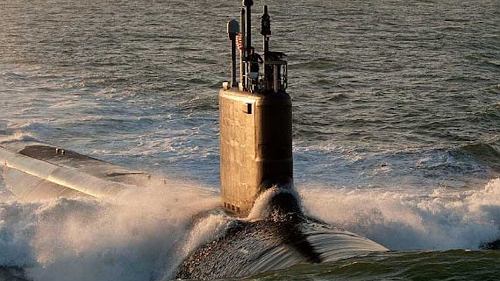 Ultra Electronics to provide as many as 50 submarine sonar projectors over next five years