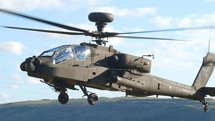 Boeing to build 38 AH-64 Apache attack helicopters for United Kingdom military forces