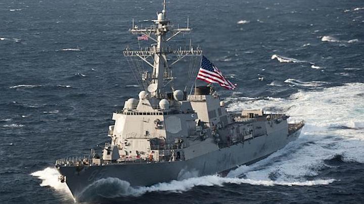 Lockheed Martin to build anti-submarine warfare (ASW) towed-array sonar systems for surface warships