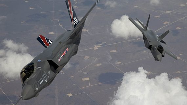 Lockheed Martin to build advanced threat radar to help F-35 pilots evade modern anti-aircraft missiles