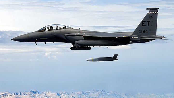 Lockheed Martin to build another 360 stealthy JASSM-ER cruise missiles in $413.9 million deal