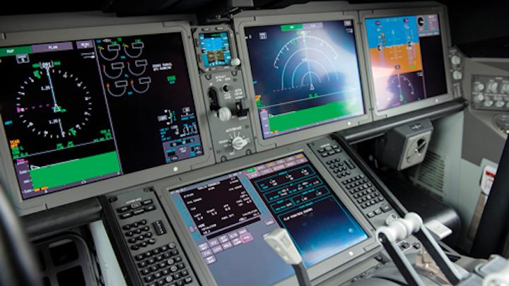 1707maetf 3 Arinc 600 Filter Commercial Aerospace Glass Cockpit