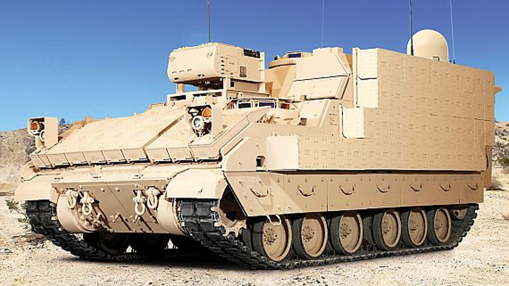BAE Systems to upgrade AMPV combat vehicle vetronics for enhanced battlefield networking