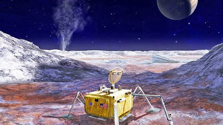 NASA JPL asks industry for lidar electro-optical sensor to help unmanned spacecraft land on Europa