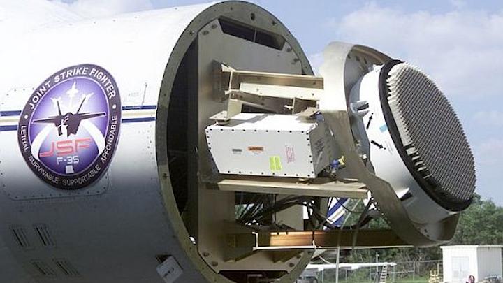 Colorado Engineering to develop GPGPU-based embedded computing for F-35 radar signal processing
