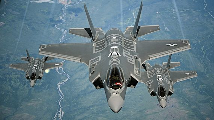 Navy orders 50 more F-35 jet fighter-bombers for allied military forces from Lockheed Martin