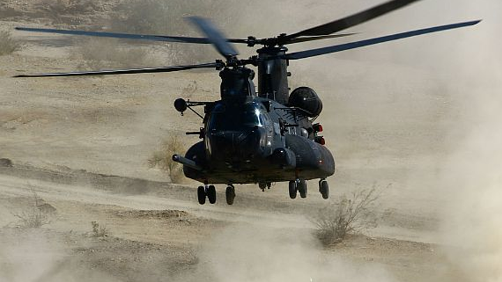 Boeing paving the way for building upgraded versions of Special Operations MH-47G helicopter