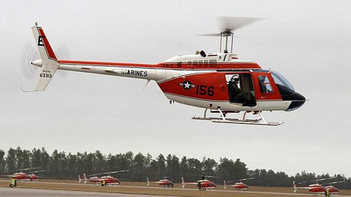 L-3 Vertex to provide ADS-B avionics upgrades for Navy TH-57 Sea Ranger training helicopters