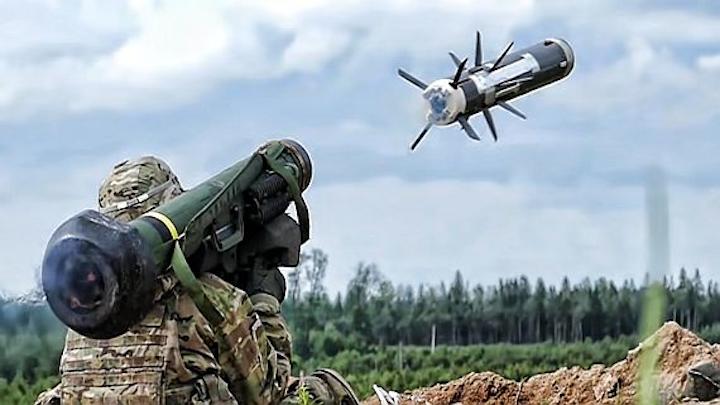 Raytheon/Lockheed Martin joint venture to build Javelin anti-armor missiles foreign militaries