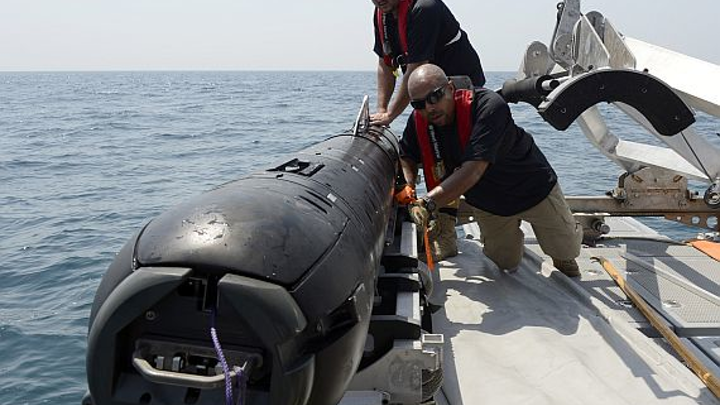 Navy asks Hydroid to upgrade MK 18 unmanned underwater vehicle (UUV) in $27.3 million contract