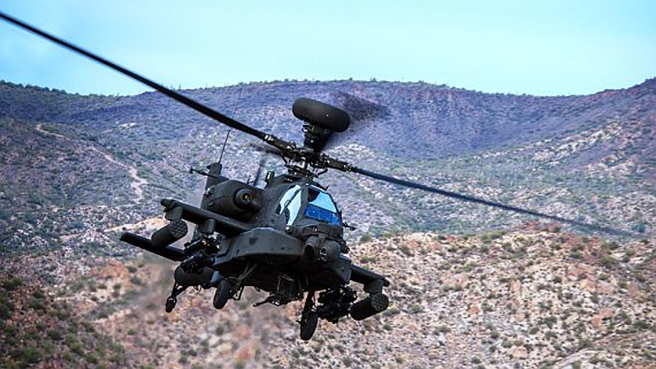 Army orders 22 AH-64E military attack helicopters and flight avionics in $202.2 million order