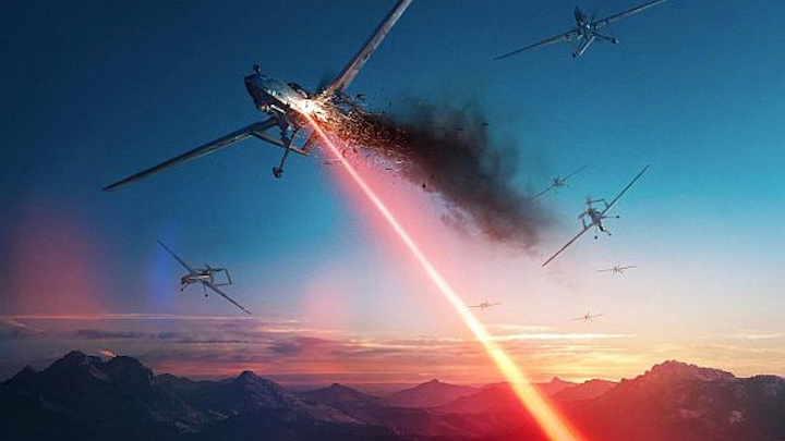Air Force reaching out to industry for latest in high-power fiber lasers for airborne laser weapons