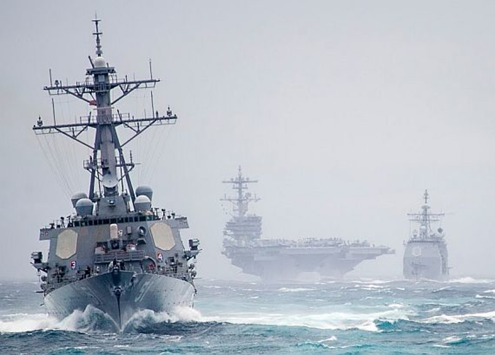Sailing ships to nuclear submarines: get ready for another disruptive shift in naval warfare