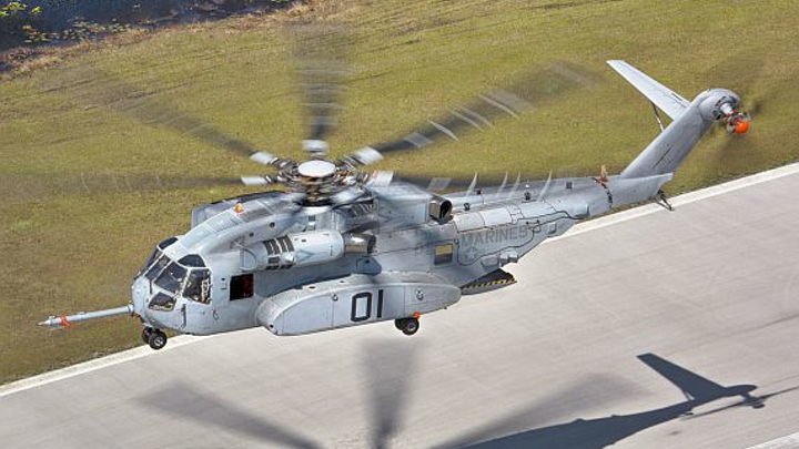 Sikorsky to build two new Marine Corps CH-53K heavy-lift helicopters and avionics in $304 million deal