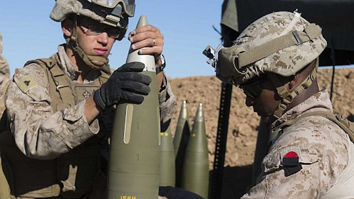 Army asks Raytheon to build artillery satellite-guided Excalibur smart munitions in $127.1 million order