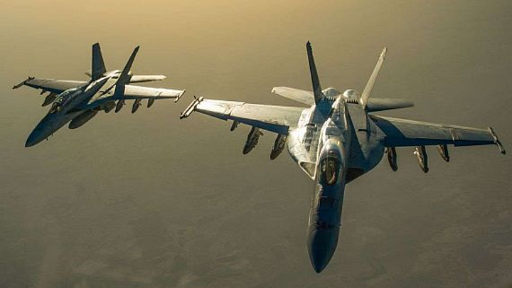 Navy asks Boeing to build 14 new F/A-18E/F Super Hornet combat aircraft in $676.6 million deal